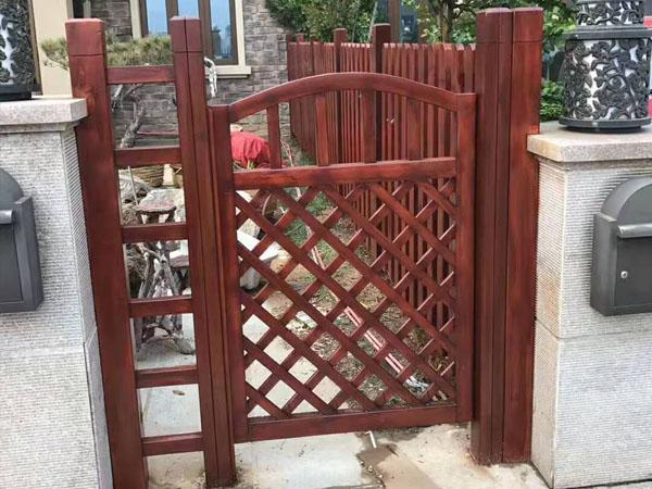 碧桂园栅栏门