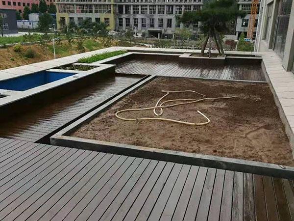 高新区木平台