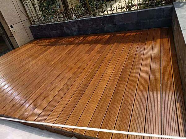 贵和天玺重竹木地板