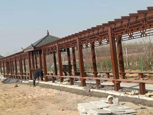 徂徕桥沟村美丽乡村工程